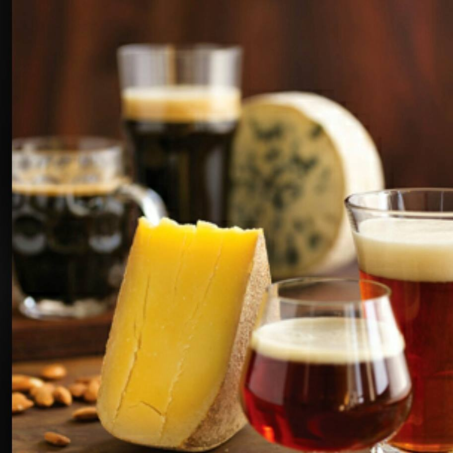 Artisian Cheese and Craftbeer Event